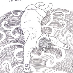 Ilustrarama_ilustration_jonthorive_graka_edinba_black_white_puntillismo_arte_dibujo_sketch_ilustratcion_naive
